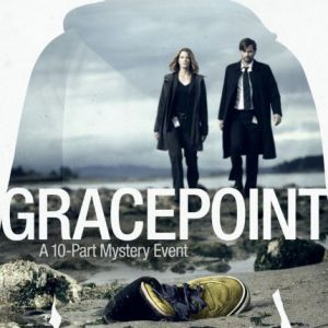 Gracepoint, starring David Tennant and Anna Gunn, airdate