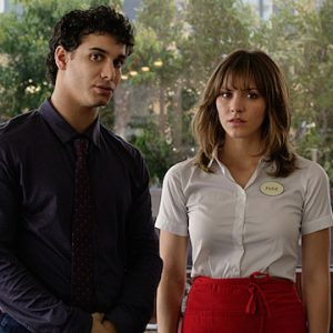 Elyes Gabel and Katharine McPhee in Scorpion, airing on September 22, 2014.