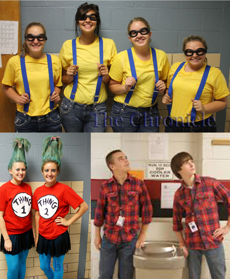 one half last  twin day. Your Guide to Spirit Week   Eagle Eye