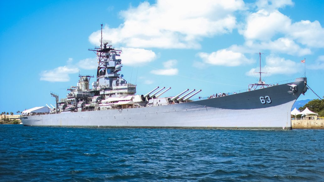 The USS Missouri, commonly known as the Mighty Mo, is well known for what took place on the battleship on September 2, 1945. It was on this day, on the deck of the Mighty Mo, that Japanese surrendered to the Allied Forces, finally bringing an end to the world's bloodiest war.