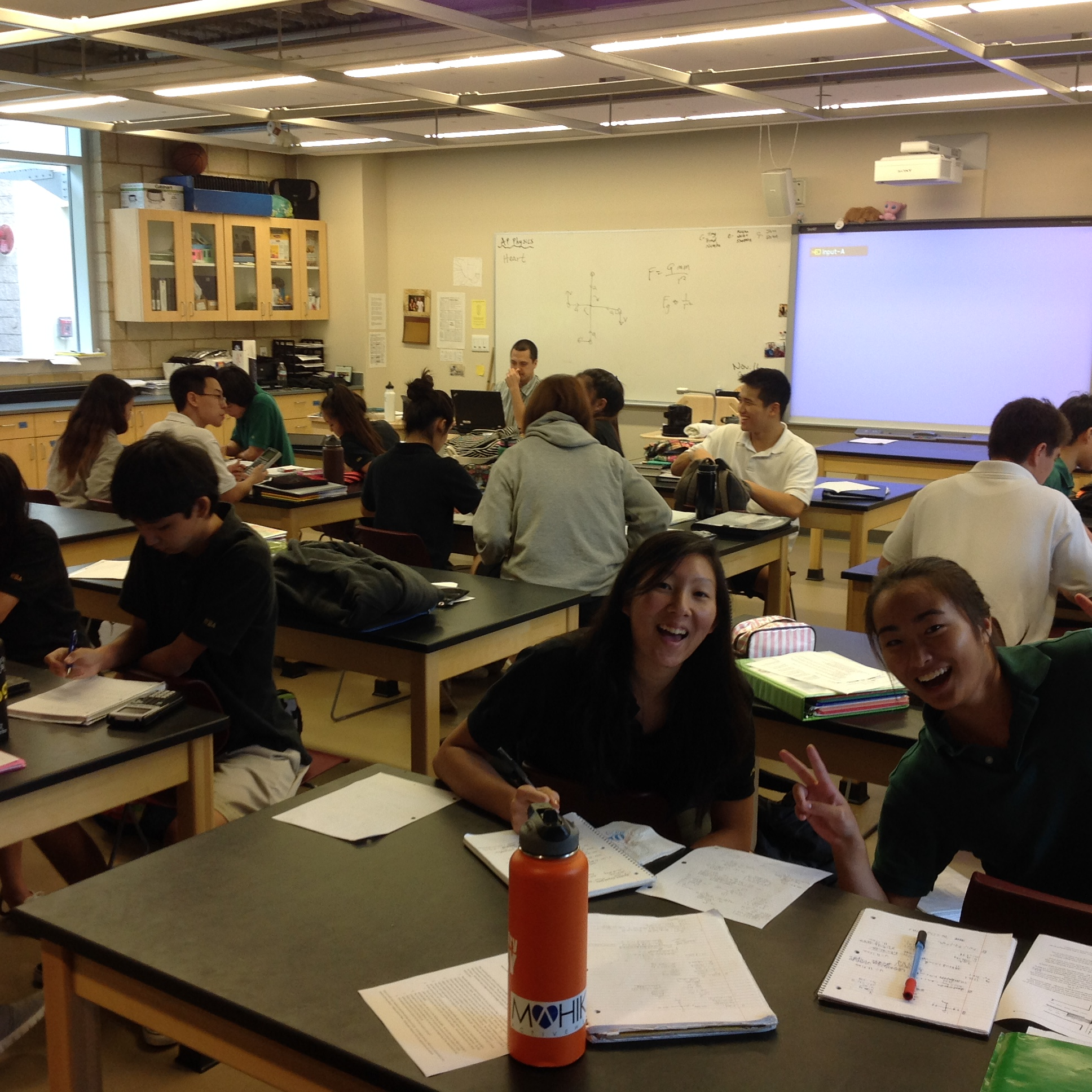 AP Physics Becomes Two Year Course – Eagle Eye